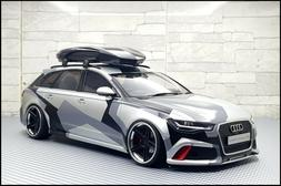 1 18 tuning audi rs6 camouflage roof