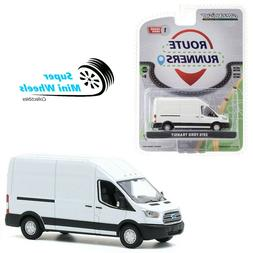 Greenlight 1:64 Route Runners - 2015 Ford Transit LWB High R