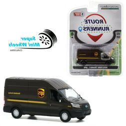 Greenlight 1:64 Route Runners - 2019 Ford Transit LWB High R