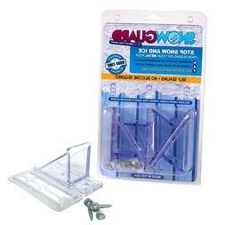 Snow Guard 4-Mini 1.5-in x 4-in Polycarbonate Roof Cleat Sn