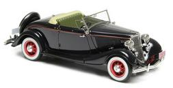 Esval 1933 Ford Model 40 roadster Open Roof / Top Down 1:43