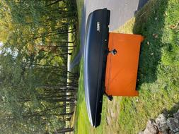 Vehicle Adventurer Thule Cargo vehicle roof storage containe